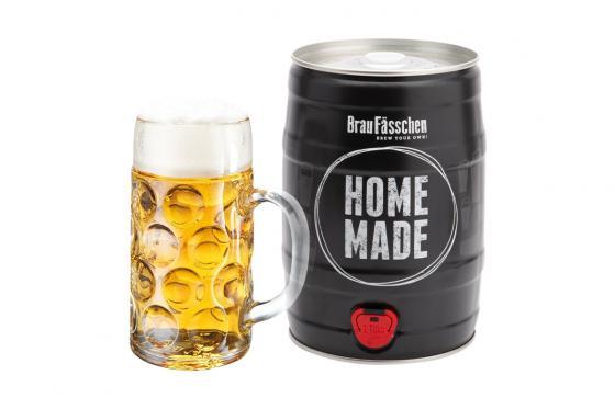 Bierbrauset Homemade - Pils 1