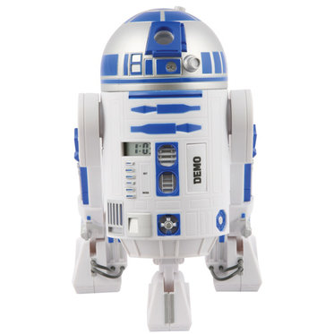 Réveil Star-Wars - R2-D2 avec projection 1