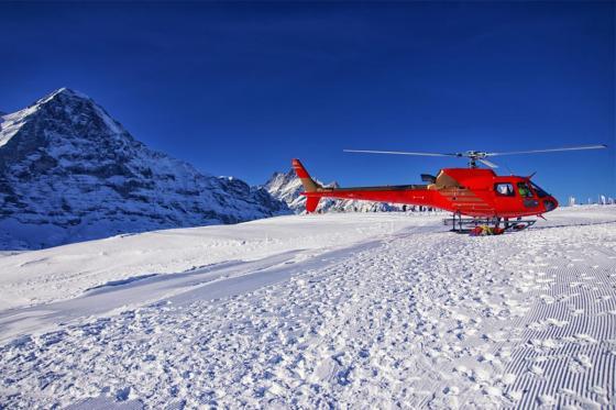 Vol panoramique en hélicoptère - Annecy, la Chaîne des Aravis et le Mont-Blanc  [article_picture_small]