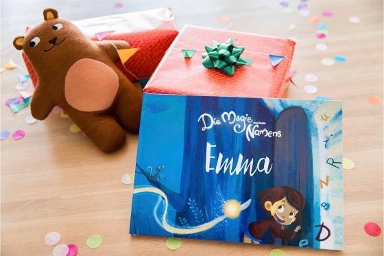 Personalisiertes Kinderbuch - Die Magie meines Namens 2