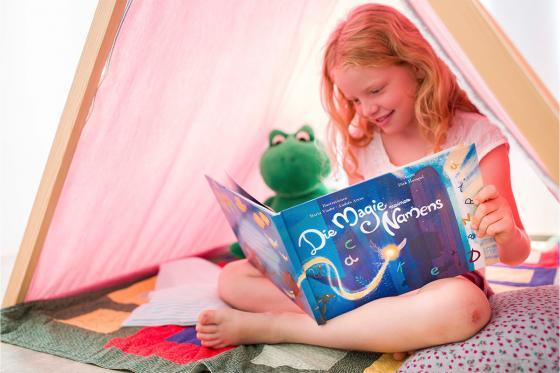 Personalisiertes Kinderbuch - Die Magie meines Namens 3