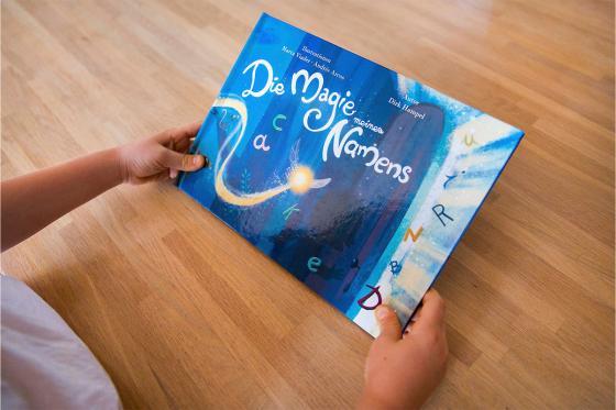 Personalisiertes Kinderbuch - Die Magie meines Namens 4