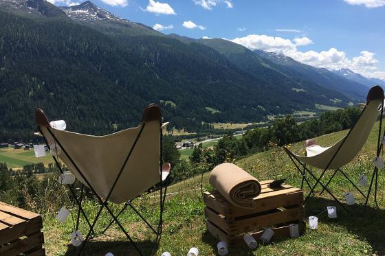 Glamping in den Walliser Bergen - Naturlodge für 2 Personen inkl. Frühstück und traumhaftes Panorama 3 [article_picture_small]