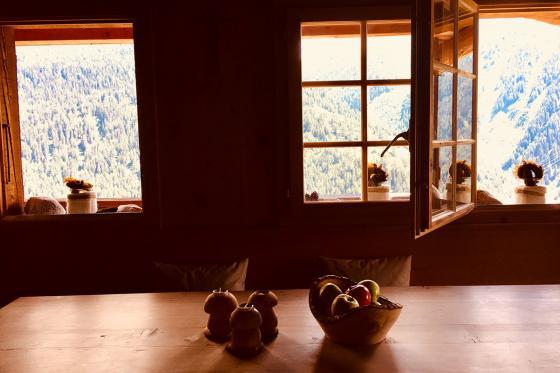 Glamping in den Walliser Bergen - Naturlodge für 2 Personen inkl. Frühstück und traumhaftes Panorama 5 [article_picture_small]