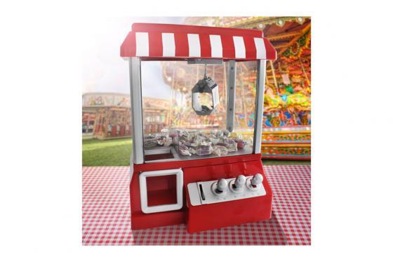 Grue à sucreries - Candy Grabber