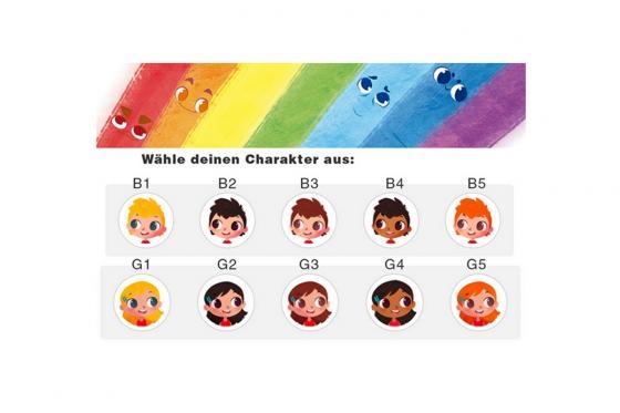 Personalisiertes Kinderbuch - Meine magischen Zahlen 1