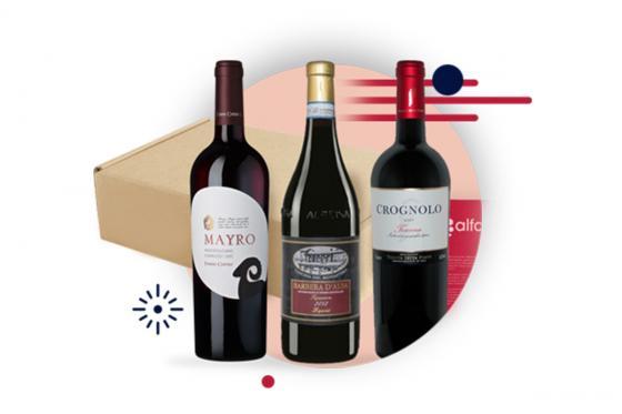 Abonnement de vin - 3 mois - 3 bouteilles sélectionnées par des spécialistes et livrées chez soi 3 [article_picture_small]