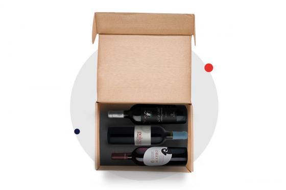 Abonnement de vin - 3 mois - 3 bouteilles sélectionnées par des spécialistes et livrées chez soi 4 [article_picture_small]