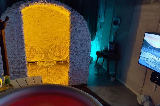 Spa privatif romantique - Avec massage, pour 2 personnes 3 [article_picture_small]