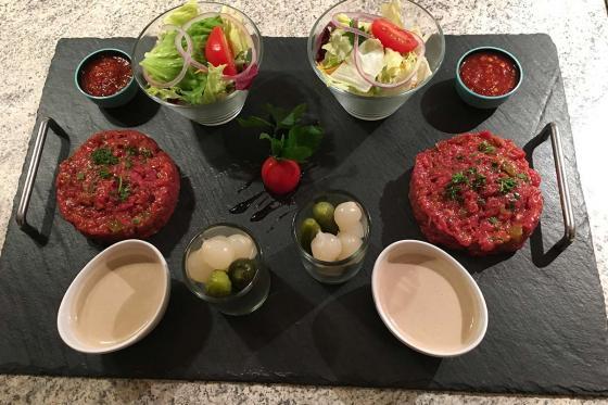 Spa privatif & repas - Tartare maison ou apéritif dînatoire au choix avec spa privatisé 8 [article_picture_small]