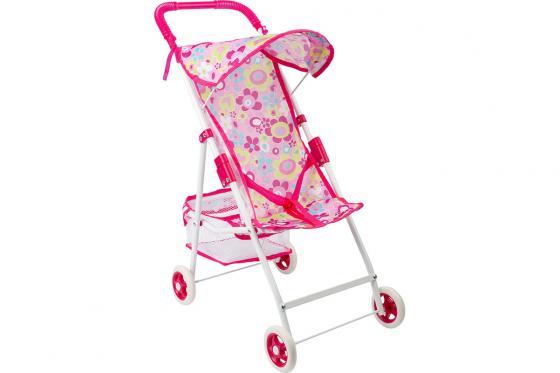 Puppenwagen - rosa