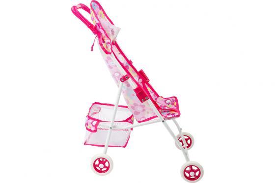 Puppenwagen - rosa 1