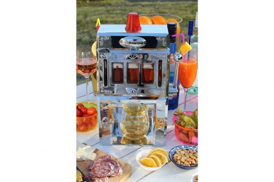 Distributeur de boissons - Machine Jackpot Slot  2
