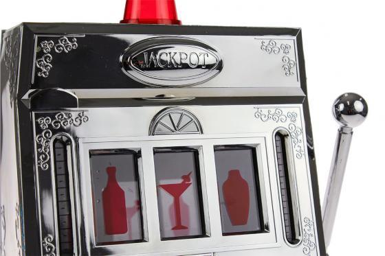 Distributeur de boissons - Machine Jackpot Slot  7