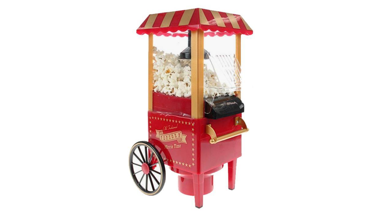 machine pop corn pour du d licieux pop corn maison cadeaux24. Black Bedroom Furniture Sets. Home Design Ideas