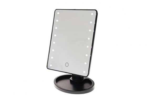 LED-Schminkspiegel - mit Touchscreen