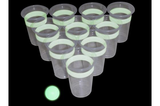 Beer Pong - lumineux