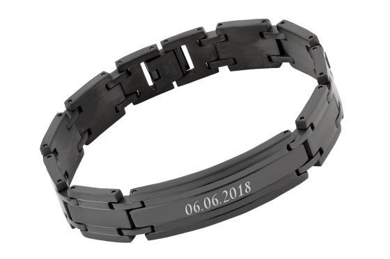 Bracelet en inox - Avec gravure