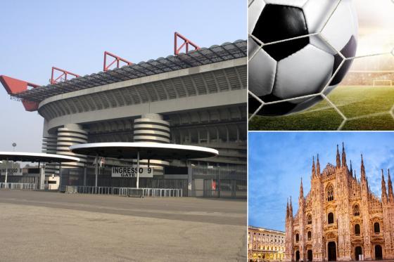 Inter Mailand Tickets   - für 2 Personen inkl. 1 Übernachtung  [article_picture_small]