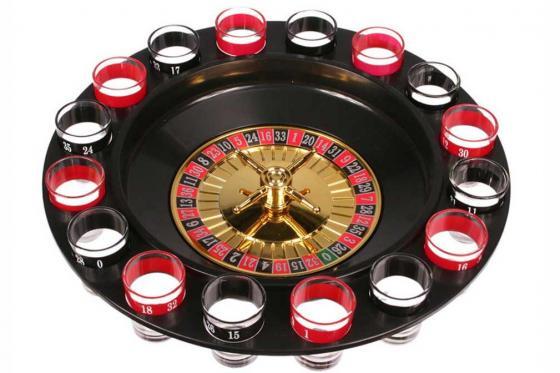 Trinkspiel - Roulette
