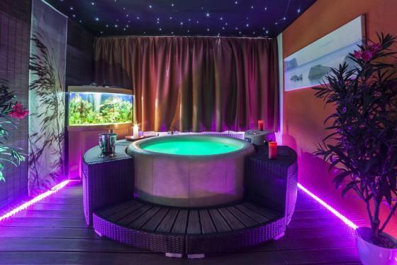 Spa privatif romantique  - Un moment de détente pour 2 personnes 1 [article_picture_small]