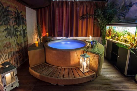 Spa privatif romantique  - Un moment de détente pour 2 personnes 3 [article_picture_small]