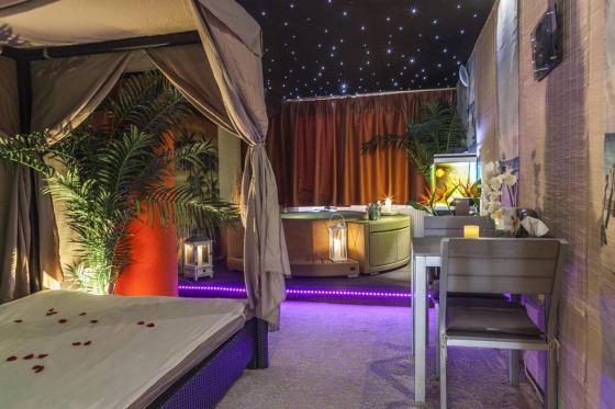 Spa privatif romantique  - Un moment de détente pour 2 personnes 4 [article_picture_small]