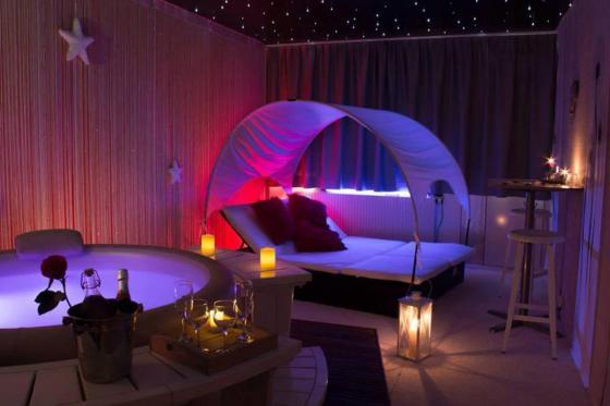 Spa privatif romantique  - Un moment de détente pour 2 personnes 5 [article_picture_small]