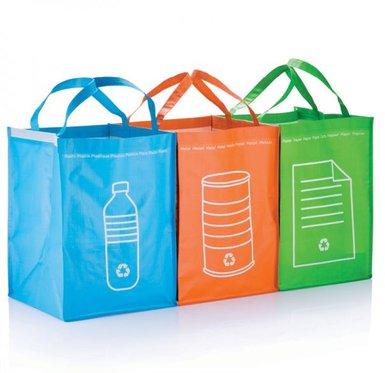 Recycle Taschen - farbig