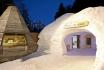 Menu Fondue dans un igloo- Pour 2 personnes, à Leysin (VD) 11