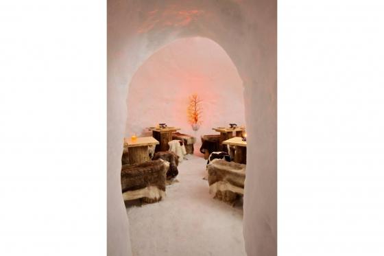 Menu Fondue dans un igloo -  Pour 2 personnes, à Leysin (VD) 9 [article_picture_small]