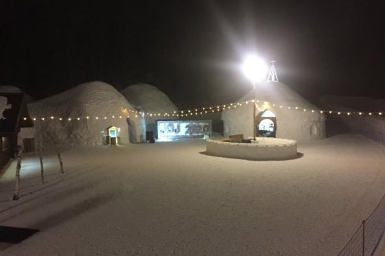 Menu Fondue dans un igloo -  Pour 2 personnes, à Leysin (VD) 16 [article_picture_small]