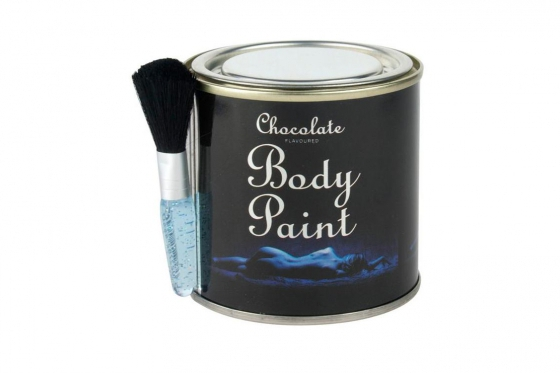 Body Painting - au chocolat
