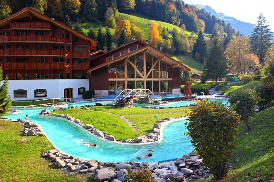 Fondue ou raclette & bains pour 2 - aux bains de Val-d'Illiez 7 [article_picture_small]