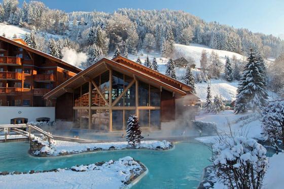 Fondue ou raclette & bains pour 2 - aux bains de Val-d'Illiez 15 [article_picture_small]