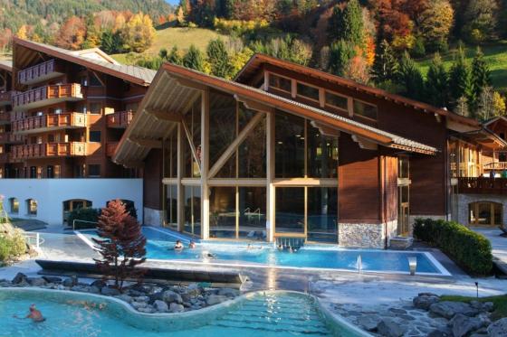 Séjour Découverte à Val-d'Illiez - 1 nuit pour 2 avec petit déjeuner et accès illimité au centre thermal 8 [article_picture_small]
