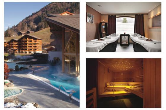 Séjour Découverte à Val-d'Illiez - 1 nuit pour 2 avec petit déjeuner et accès illimité au centre thermal 12 [article_picture_small]