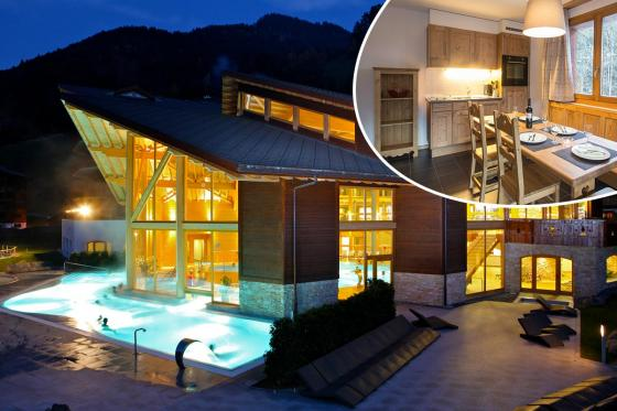 Séjour Découverte à Val-d'Illiez - 1 nuit pour 2 avec petit déjeuner et accès illimité au centre thermal 15 [article_picture_small]