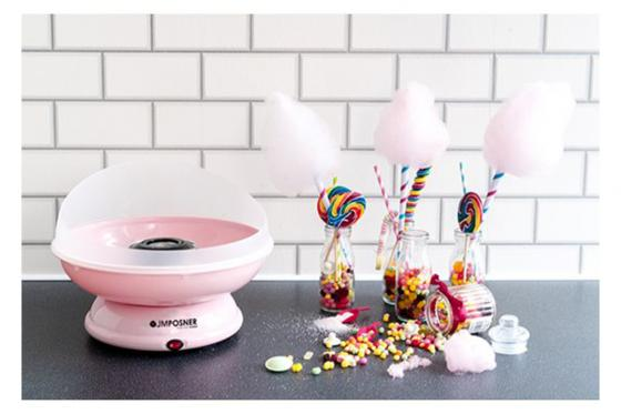 Zuckerwatte Maschine - in pink 4