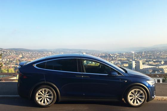 1 Tag Tesla mieten -  inkl. 250km Model X 100D 1 [article_picture_small]
