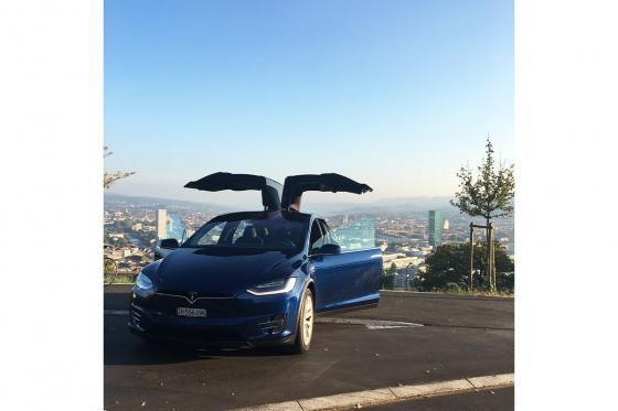 1 Tag Tesla mieten -  inkl. 250km Model X 100D 5 [article_picture_small]