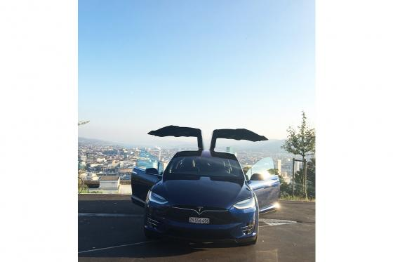 1 Tag Tesla mieten -  inkl. 250km Model X 100D 6 [article_picture_small]