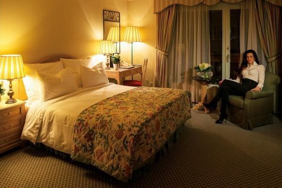 Hôtel de légende à Crans-Montana - Séjour wellness de 2 nuits au Grand Hôtel du Golf & Palace  2 [article_picture_small]