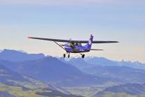 Flug Geschenk - Rundflug über Luzern