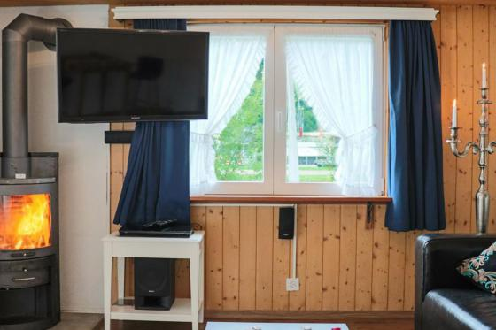 Loveroom-Suite Übernachtung - Suite mit Whirlpool, Cheminée und Garten 4 [article_picture_small]