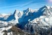 Tour en avion-Jungfraujoch 2