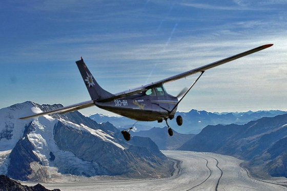 Tour en avion - Jungfraujoch  [article_picture_small]