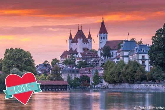 Romantik in Thun - inkl. Übernachtung, 3-Gang-Menü und Panoramakarte Thun  [article_picture_small]