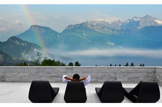 Auszeit zu zweit in Weggis - Übernachtung inkl. Halbpension und Eintritt ins Mineralbad 6 [article_picture_small]