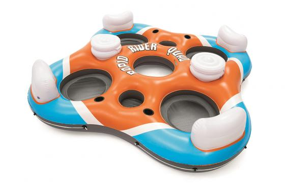Schwimmsessel für 4 - Rapid Rider X4 von Bestway 2